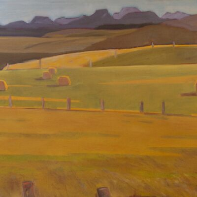 "Foothills Dream - 30"" x 48"""