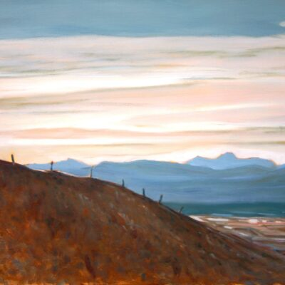"Sunset Impression - 16"" x 20"""