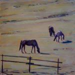 Three Horses III