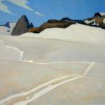 Tracks on Glacier Dome
