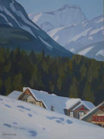 """Nelson from Greywolf 20"""" x 16"""""""
